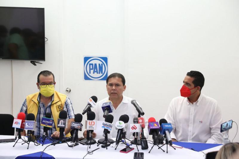 Terrorismo electoral es lo que se está viendo en Sinaloa