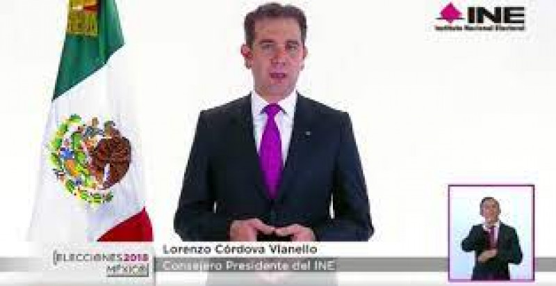 Balance positivo dice Cordova en esta jornada electoral