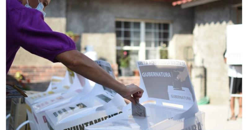 Morena gana 9 estados y retiene mayoría del congreso, pero pierde fuerza para reformar la Constitución