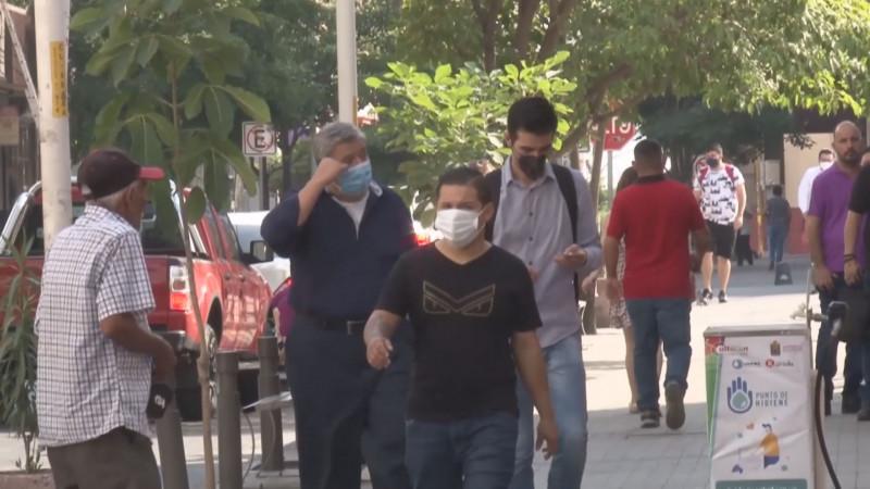 Sinaloa regresa al semáforo amarillo