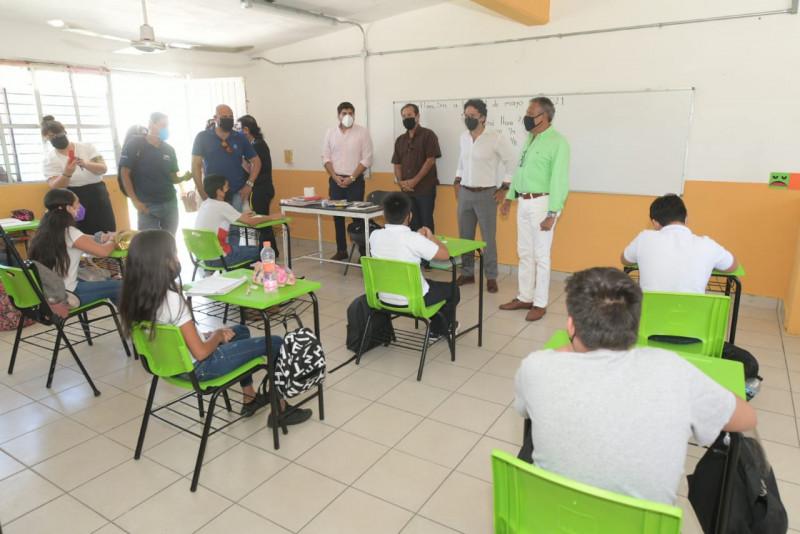 Se mantendrá el modelo de los Centros Comunitarios de Aprendizaje (CCA) en su fase 1.