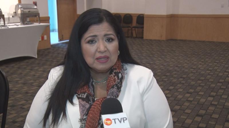 Resaltable la alta participación ciudadana en Sinaloa, para ir a votar: Rosa Elena
