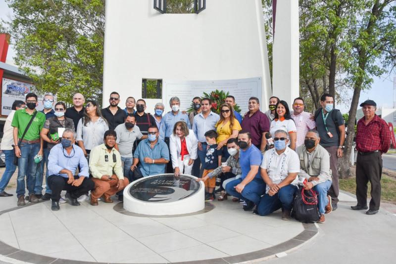 Celebran Comunicadores y Autoridades Día de la Libertad de Expresión