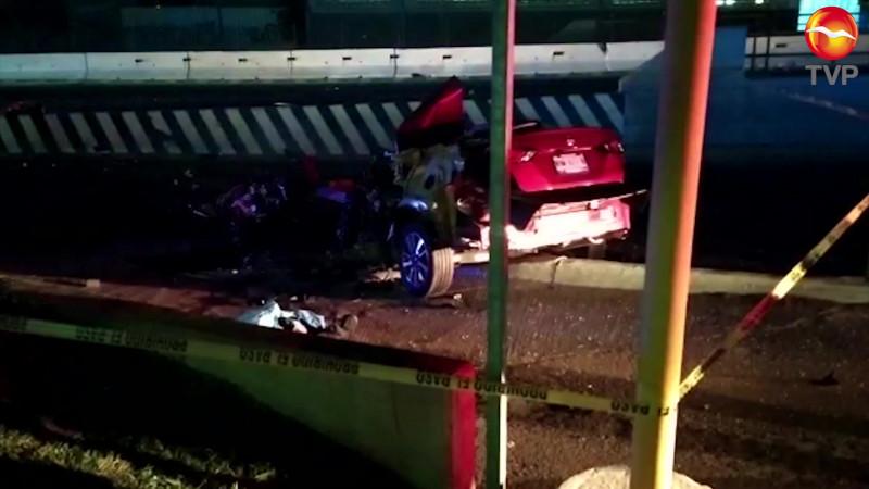Muere en aparatoso accidente en Mazatlán