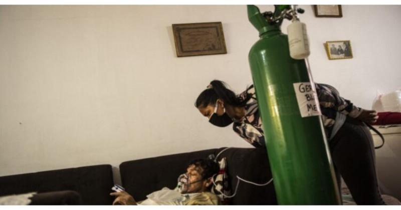 Critican a hospital de la India por hacer un simulacro con corte real de oxígeno