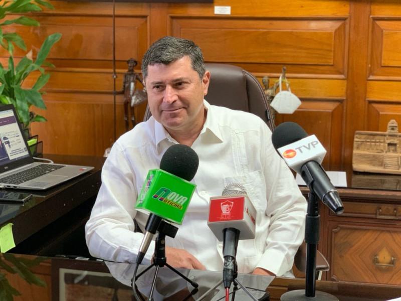Regresa Manuel Guillermo chapman a ocupar la presidencia municipal de Ahome