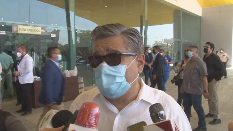 Balance positivo en materia de seguridad durante jornada de votaciones: Renato Ocampo