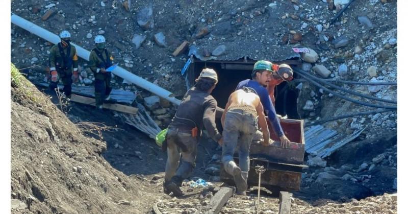 Este miércoles se encontró el cuerpo de un 5to minero en derrumbe de Coahuila
