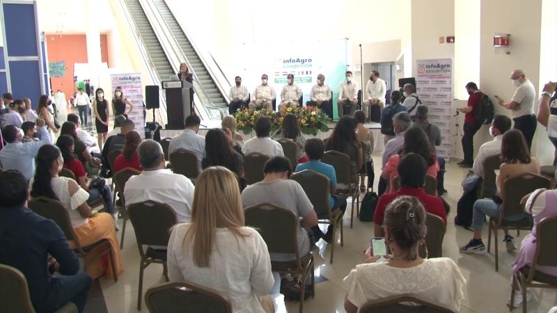 Desde España a Mazatlán :Infoagro 2021