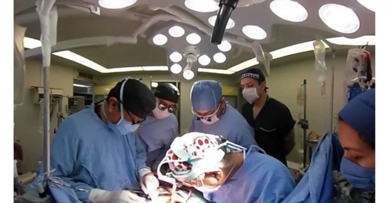Italia trasplanta dos corazones de donantes fallecidos por covid-19 con éxito y sin contagio