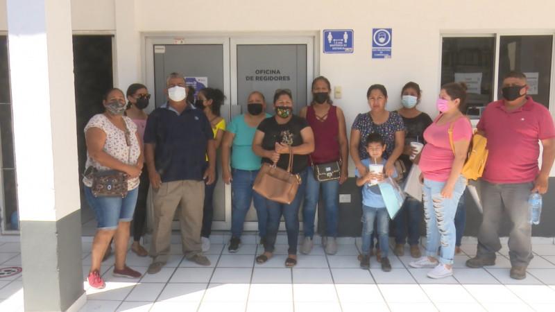 Representantes de casilla del PT en Ahome piden que les paguen