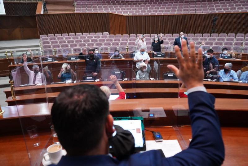 Aprueban reincorporación al Congreso de dos diputadas propietarias