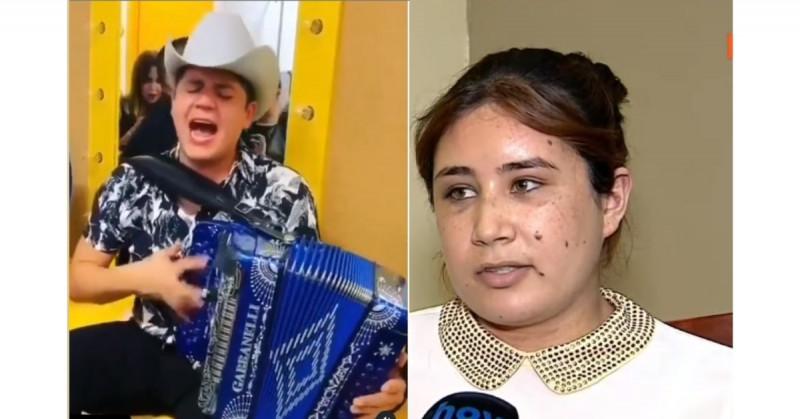 Katy, la mujer golpeada por Remmy Valenzuela, comparte como él casi la mata (video)