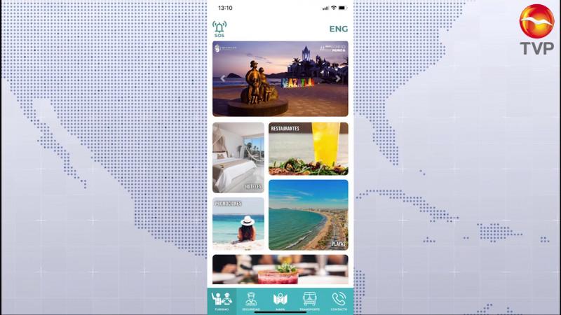 Ante el verano de nueva normalidad promoverán la MzTourist App 3.0