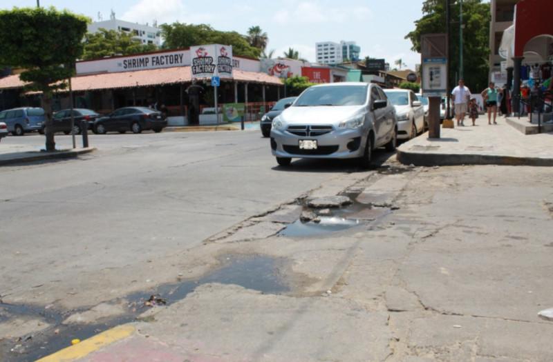 Cierran a la circulación la Avenida Gaviotas