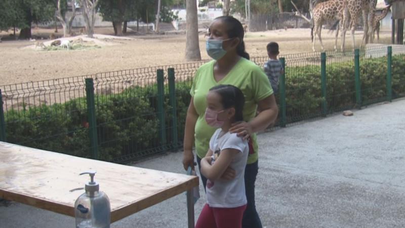 Luz Michel duro un año sin salir de casa para evitar contagiarse de COVID