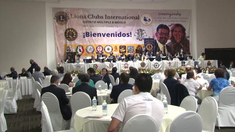 "Lions Club International Distrito múltiple ""B"" México"