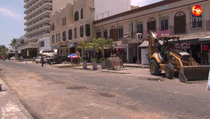 Avenida Gaviotas será remodelada