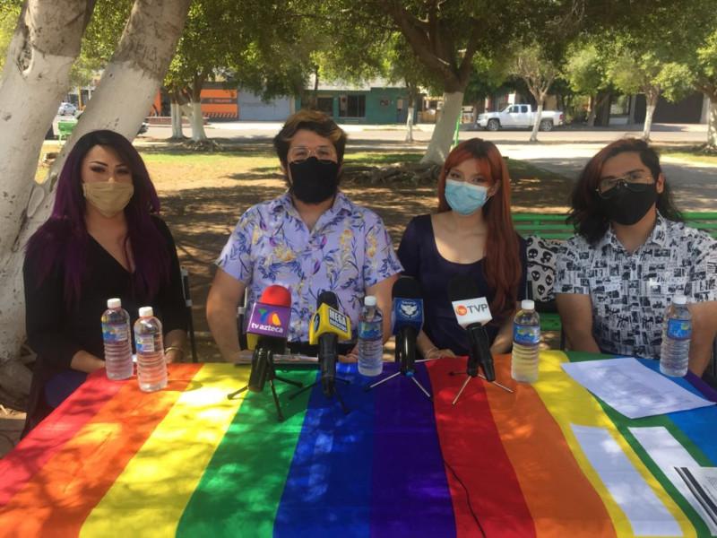 Anuncian actividades para celebrar el Día del Orgullo Gay en Cajeme