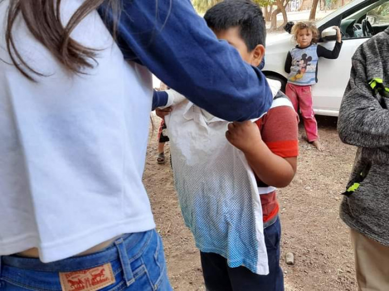 En Todos por Cajeme solicitan lonas usadas en campañas  para rehabilitar casas