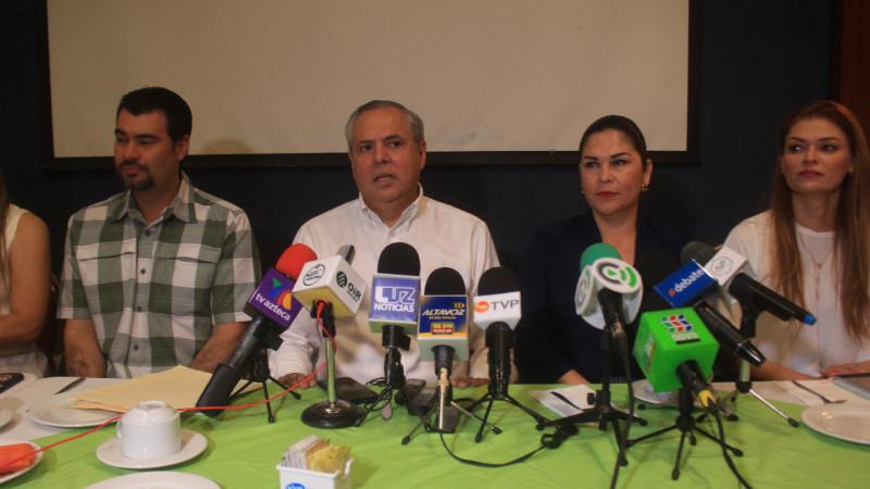 Reitera compromiso con Ahome  Gerardo Vargas Landeros, presidente municipal electo