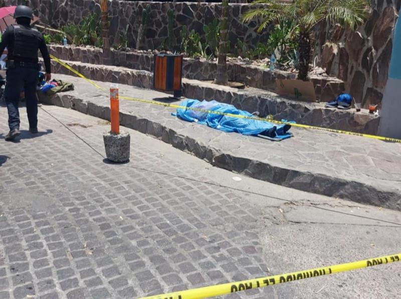 Fallece persona por posible 'golpe de calor' en Mazatlán