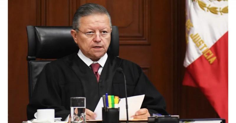 Presidente de la Suprema Corte activa consulta sobre la extensión de su mandato