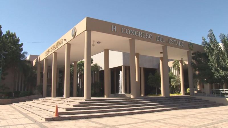 Avanzan en un 50% obras en el Congreso del Estado de Sinaloa