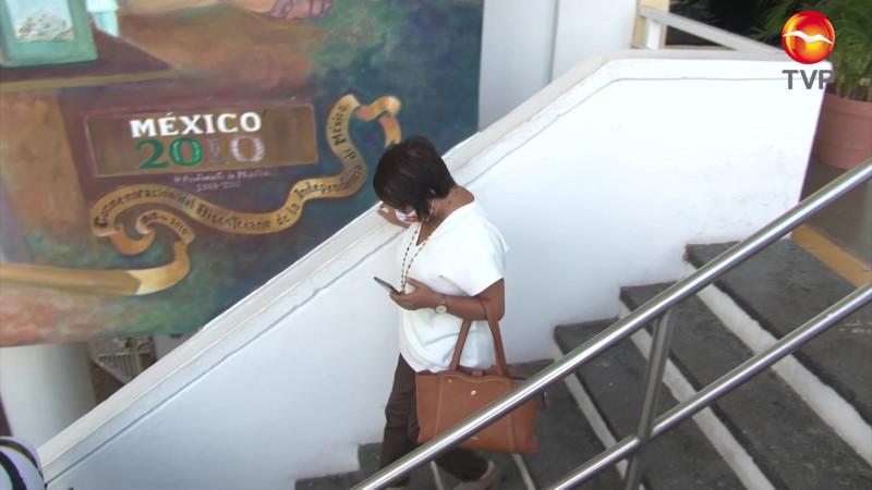 Se va Lourdes San Juan Gallardo de Ecología en Mazatlán