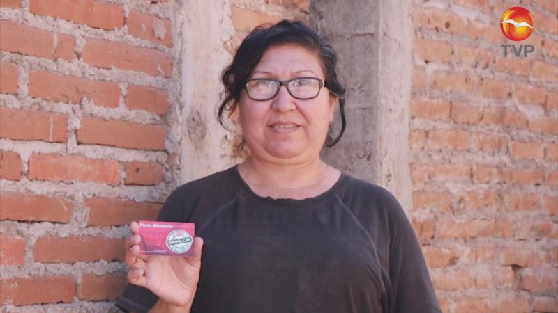 Una vez pasado el proceso electoral se activaron tarjetas de apoyo a familias