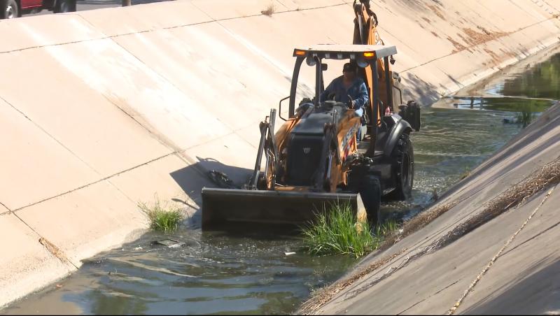 Persiste contaminación de drenes y canales