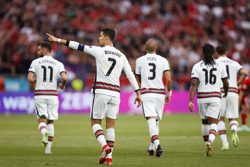 Portugal debuta en la Eurocopa con victoria