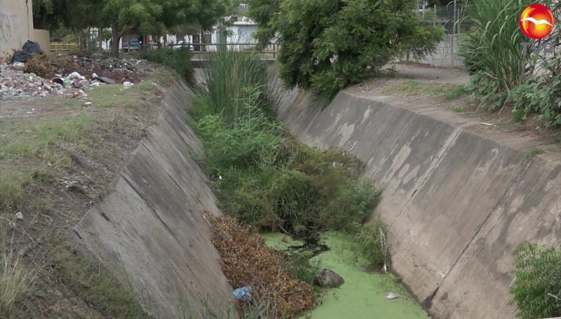 Vecinos de San Fernando y La Foresta, piden limpiar arroyo y canal de ese sector