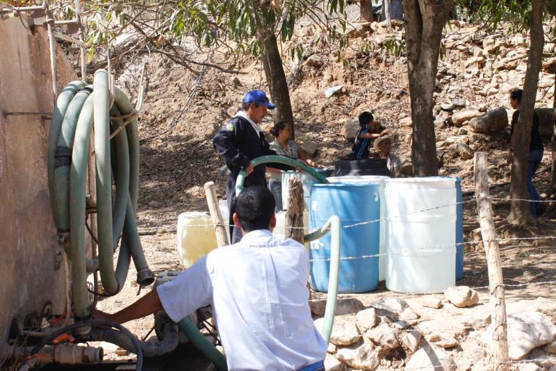 103 comunidades afectadas por estiaje en Culiacán