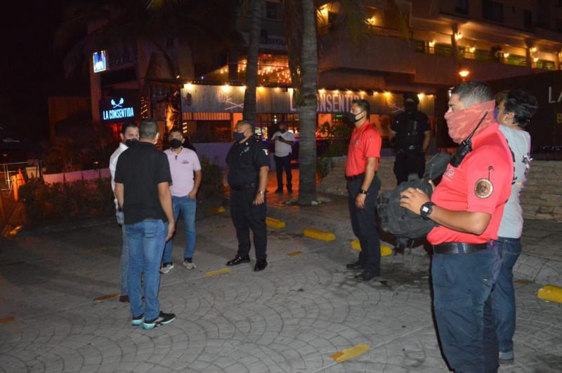 Buscarán evitar que haya rebrote de Covid en Mazatlán