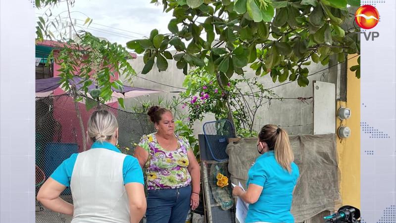 Les leen la cartilla en nueve colonias de Mazatlán
