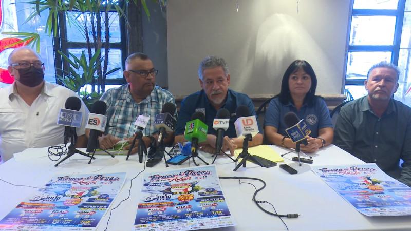 "Anuncian el Torneo de Pesca ""Topolobampo OffShore 2021"""