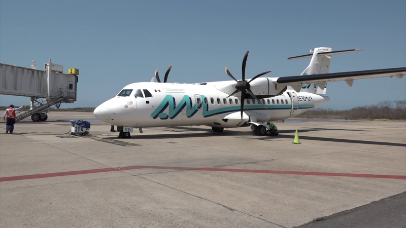 Nuevo vuelo Guadalajara, Mazatlán, La Paz