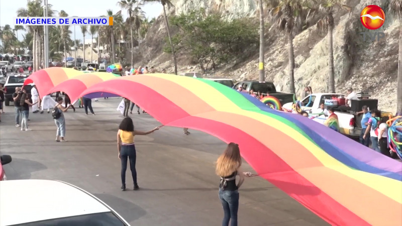 Se vestirá Mazatlán se multicolor en Semana Cultural de la Diversidad Sexual 2021
