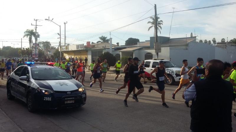 Cerrarán calles por la carrera del Día del Padre este domingo