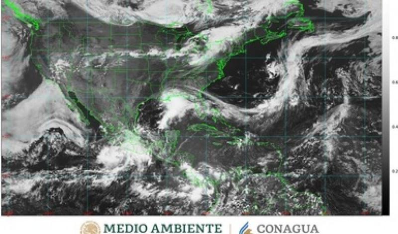 "Pronostican lluvias en Sinaloa por Tomenta Tropical ""Dolores"""