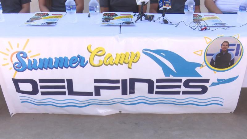 Invitan a niños participar en el campamento de verano Summer Camp