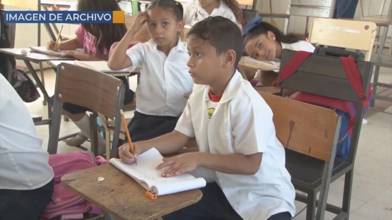 Alumnos que no hayan tenido comunicación con sus maestros serán evaluados