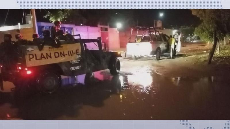 """""""Dolores"""" solo dejo lluvias en Sinaloa"""