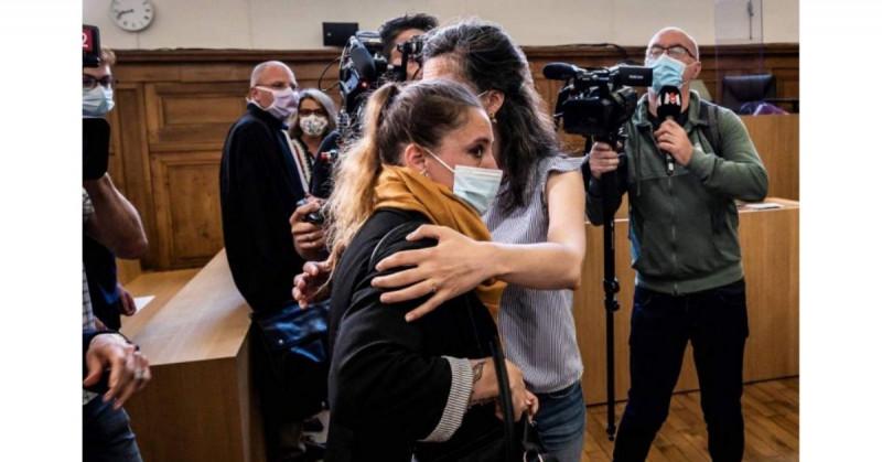 Mujer francesa mató a su esposo que la golpeaba y prostituía: podría enfrentar cadena perpetua