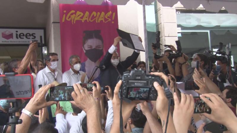 Defiende el PAS triunfo de Rocha Mocha ante el recurso de nulidad interpuesto por PAN y PRI