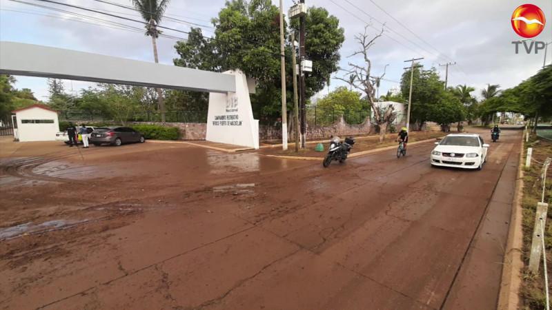 Reabren tras 24 horas la Avenida Sábalo- Cerritos