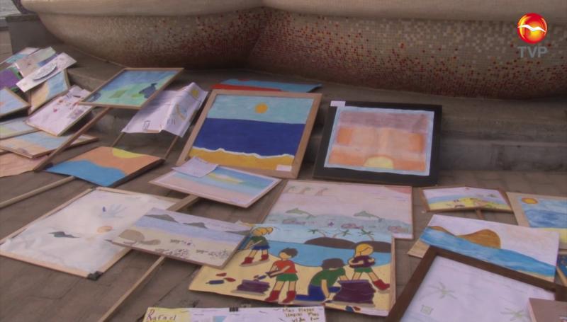 Se preocupan los niños por el cuidado de las playas de Mazatlán