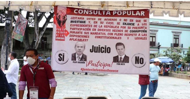 López Obrador pide votar en consulta para juzgar a expresidentes: este día es y en esto consiste