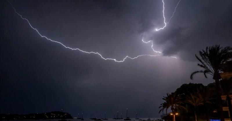 CONAGUA advierte que Sinaloa y Sonora pueden tener tormentas eléctricas este martes
